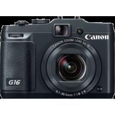 Фотоаппарат CANON PowerShot G16