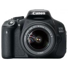 Фотоаппарат CANON EOS 600D Kit 18-55 DC III