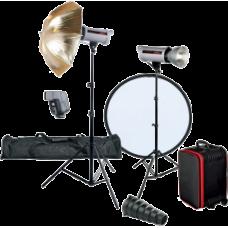 Комплект студийного света Falcon Eyes DEK-2300POP PRO