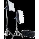 Комплект студийного света Falcon Eyes SLK-2400S