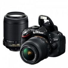 Фотоаппарат NIKON D5100 18-55VR&55-200VR