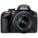 Фотоаппарат NIKON D3200 Kit 18-55 II Black