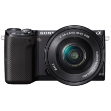 Фотоаппарат SONY Alpha NEX-5TL Kit 16-50 mm Black