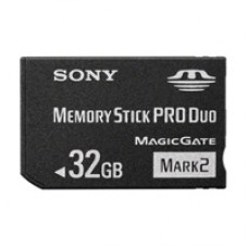 Карта памяти Sony Memory Stick PRO DUO 32GB